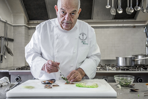 Chef Mauro Ricciardi, Food Photographer Ancillotti
